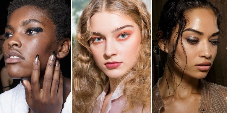 Makeup Looks To Steal From Spring 2018 Fashion Shows